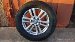 Комплект зимних колес. 7.5x18