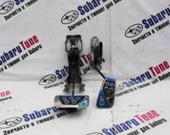 Накладка на педаль. Subaru Legacy, BL5, BP9, BLE, BL9, BP5, BPE