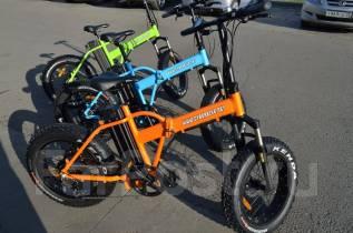 Электровелосипед складной CyberBike (USA) во Владивостоке