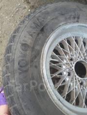 Комплект летних внесезонных колес (3шт) с литьем. x14 5x100.00