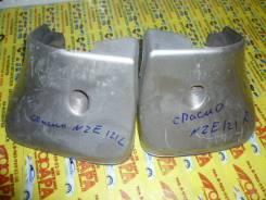 Брызговики Toyota Spacio, задний ZZE комплект 7662613120B0,7662513120B0