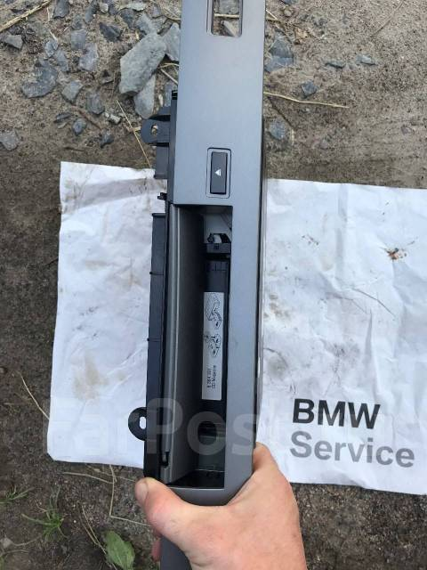 Cd-чейнджер. BMW 7-Series, E66