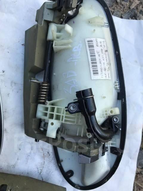 Ручка двери внешняя. BMW 7-Series, E66