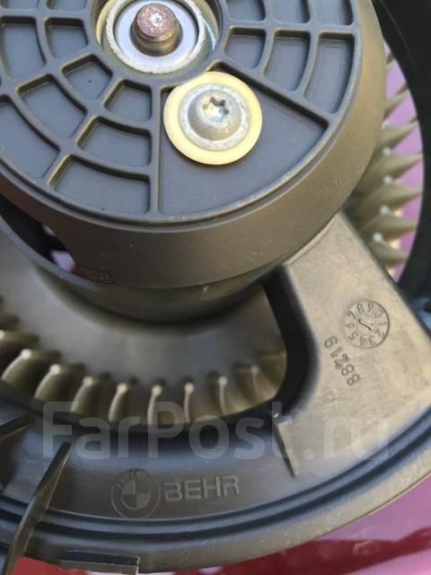 Мотор печки. BMW 7-Series, E66