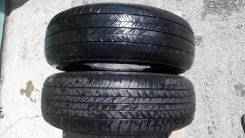 Dunlop Grandtrek ST30. Всесезонные, износ: 50%, 2 шт