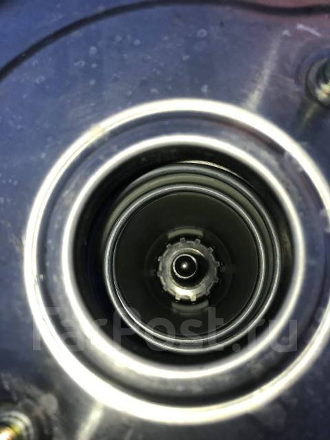 Вакуумный усилитель тормозов. BMW 7-Series, E66
