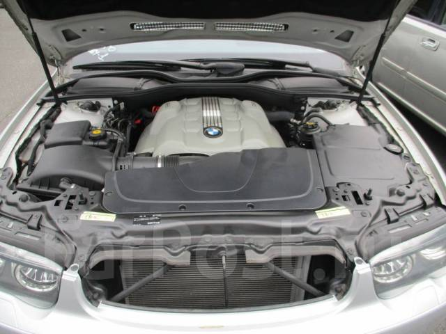 Вакуумный усилитель тормозов. BMW 7-Series, E66, E65