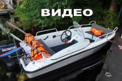 Супер лодка SeaLark-390 с мотором 30 сил и прицеп. Год: 2015 год, длина 4,00м., двигатель подвесной, 30,00л.с., бензин