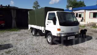 Toyota Dyna. Продам грузовик с аппарелью, 2 800 куб. см., 1 500 кг.