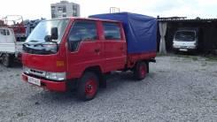 Toyota Toyoace. Бывшая пожарка, 28 000 куб. см., 1 500 кг.