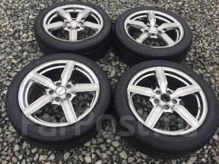 Недорогие колёса R17 Tgracing. 7.0x17 5x114.30 ET33