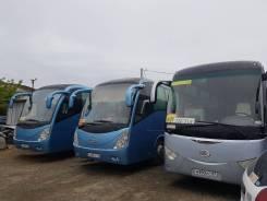 Shuchi YTK 6126B. Автобус Shuchi Bus YTK6126T, 9 600 куб. см., 49 мест