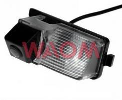 Камера заднего вида. Nissan Tiida Nissan Patrol, Y61