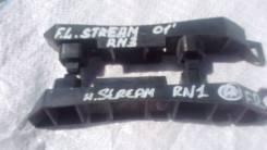 Крепление бампера. Honda Stream, LA-RN4, LA-RN3, LA-RN2, RN1, LA-RN1 Двигатели: K20A1, D17A2
