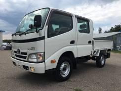 Toyota Toyoace. Грузовой-бортовой Toyota-Toyoace 4WD, 2 000 куб. см., 1 500 кг.