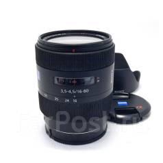 Продаётся объектив Carl Zeiss APS для Sony 16-80 (24-120) F/3.5-4.5