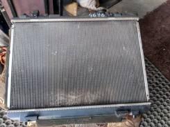 Радиатор охлаждения двигателя. Suzuki Swift