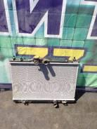 Радиатор охлаждения двигателя. Nissan Bluebird Sylphy, KG11 Двигатель MR20DE