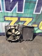 Радиатор охлаждения двигателя. Toyota Starlet, EP91, EP90, EP85, EP95 Двигатели: 4EFE, 2E