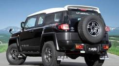 Спойлер. Toyota FJ Cruiser. Под заказ