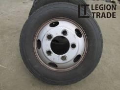 """Лето. Комплект колес Mitsubishi Canter FE70EB 6 шт. 205x75 R16. 5.5x16"""""""