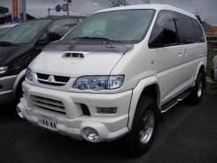 Расширитель крыла. Mitsubishi Delica. Под заказ