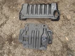 Защита двигателя. Mitsubishi Pajero, V46V, V46W, V46WG
