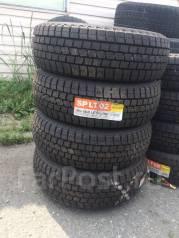 Dunlop SP LT 02. Зимние, без шипов, 2012 год, без износа, 4 шт
