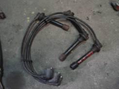 Высоковольтные провода. Honda HR-V, GF-GH4, LA-GH2, LA-GH3, LA-GH4, GF-GH2, GF-GH3, GF-GH1, LA-GH1 Двигатели: D16W5, D16W1, D16W2