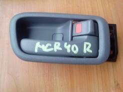 Ручка двери внутренняя. Toyota Estima, MCR40W, MCR40 Двигатель 1MZFE