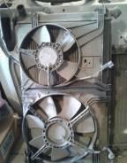 Вентилятор охлаждения радиатора. ЗАЗ Шанс ЗАЗ Ланос Chevrolet Lanos Daewoo Sens