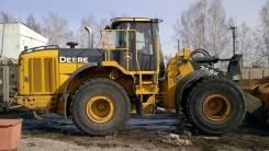 John Deere 744K. Продам в рассрочку фронтальный погрузчик, 11 000кг., Дизельный, 5,00куб. м.