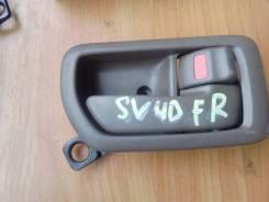 Ручка двери внутренняя. Toyota Camry, SV40, SV41 Двигатели: 4SFE, 3SFE