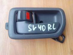 Ручка двери внутренняя. Toyota Camry, SV40, SV41 Двигатели: 3SFE, 4SFE