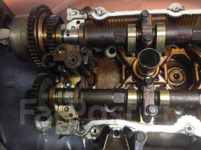Головка блока цилиндров. Nissan Murano Nissan Pathfinder Nissan Skyline Nissan Elgrand Infiniti JX35 Infiniti M35 Infiniti FX35 Двигатель VQ35DE