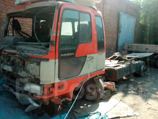 Hino Ranger. Продется грузовик после ДТП, 7 410 куб. см., 5 000 кг.