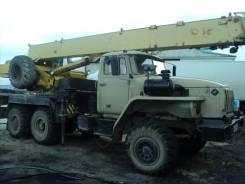 Урал. Продам автокран, 16 000 кг., 19 м.