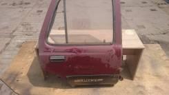 Стекло боковое. Toyota Hilux Surf