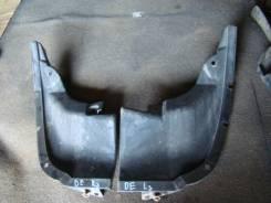 Защита бампера. Mazda Demio, DEJFS, DE3FS, DE3AS