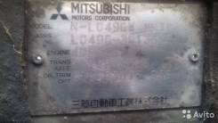 Кузов в сборе. Mitsubishi Pajero, L049GV