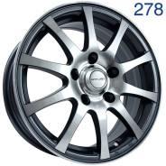 Sakura Wheels. 6.0x15, 5x114.30, ET35, ЦО 73,1мм. Под заказ