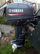 Yamaha. 30,00л.с., 2-тактный, бензиновый, нога S (381 мм), Год: 2012 год