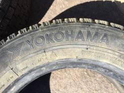 Yokohama Ice Guard IG10. Зимние, без шипов, 2005 год, износ: 10%, 4 шт