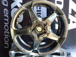 Диск колесный RC Racing T561 R15 4x100 6.5jj ЦО 62 новый. 6.5x15, 4x100.00, ET35, ЦО 62,0мм.