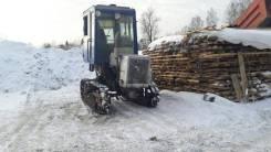 КТЗ Т-70. Продам трактор Т70 с документами, имеется передний отвал, 2 700 куб. см.