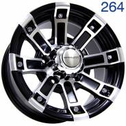 Sakura Wheels. 7.5x15, 5x139.70, ET-10, ЦО 110,5мм. Под заказ