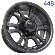 Sakura Wheels. 7.0x15, 5x139.70, ET-10, ЦО 110,5мм. Под заказ