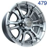 Sakura Wheels. 7.0x15, 6x139.70, ET-10, ЦО 110,5мм. Под заказ