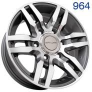 Sakura Wheels. 6.0x15, 6x139.70, ET33, ЦО 108,1мм. Под заказ