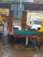 Политранс ТСП 94161. Продам полуприцеп тяжеловоз - трал, 35 000 кг.